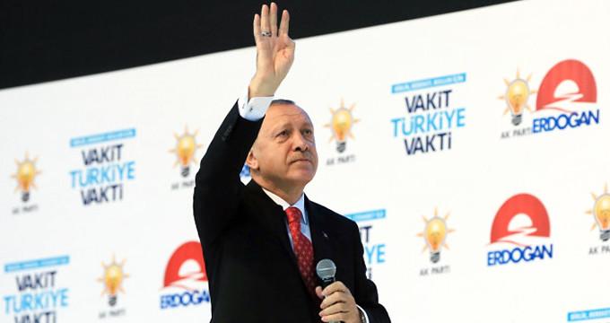 Erdoğan seçim beyannamesini açıkladı, müjde üstüne müjde verdi
