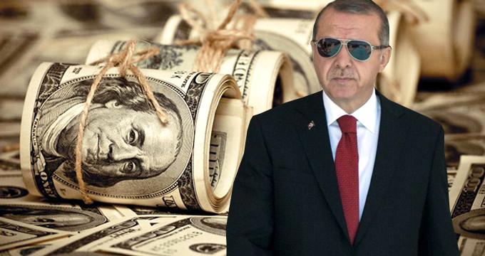 MHP'nin önemli isminden Erdoğan'ı kızdıracak dolar çıkışı!