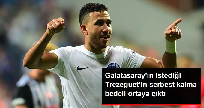 Galatasaray ın istediği Trezeguet in serbest kalma bedeli ortaya çıktı