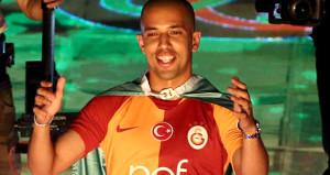 Galatasaraylı Feghouli, milli takım davetini elinin tersiyle itti