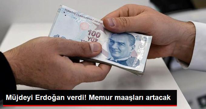 AK Parti'nin Ek Gösterge Vaadi Memur Maaşlarını Artıracak