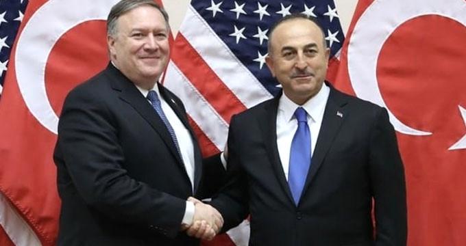Türkiye ve ABD Menbiç için yol haritasını belirledi!