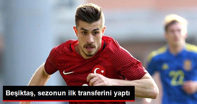 Beşiktaş, sezonun ilk transferini yaptı