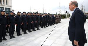Erdoğandan polislere emeklilik müjdesi!