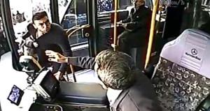Mahkeme, otobüs şoförüyle kavga eden Burak hakkında kararını verdi