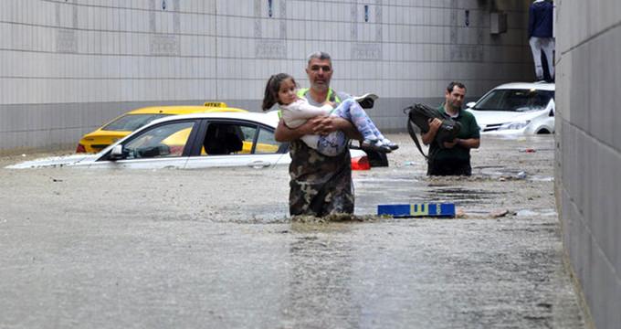 Meteoroloji ilçe ilçe sayıp Başkent'i uyardı: Sel yeniden vurabilir!