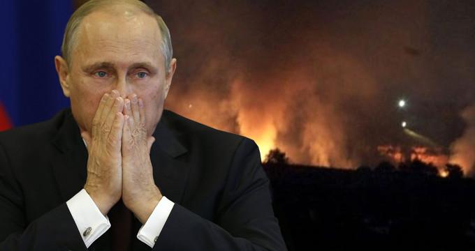Putin'in askerlerine gecenin karanlığında saldırdılar: 4 ölü