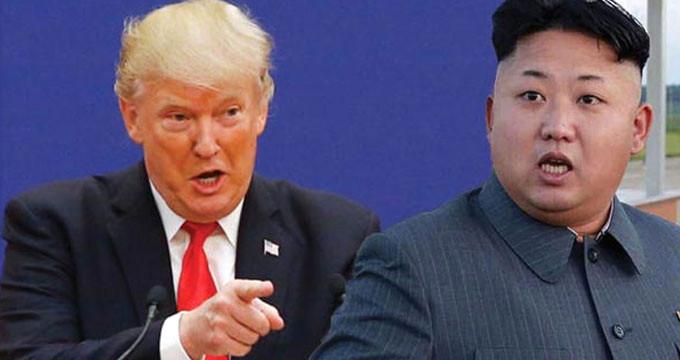 Trump'tan Kim'e zeytin dalı! Gizlice heyet gönderdi