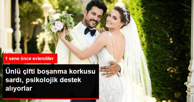 Ünlü çifti boşanma korkusu sardı, psikolojik destek alıyorlar