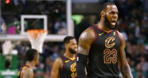 Cleveland Cavaliers finalde! Lebron Jamesten tarihi başarı