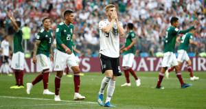 Dünya Kupasında büyük sürpriz! Meksika bir ilki başardı