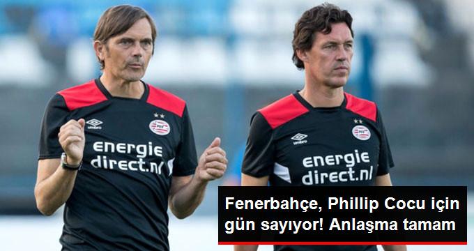 Fenerbahçe, Phillip Cocu için gün sayıyor! Anlaşma tamam