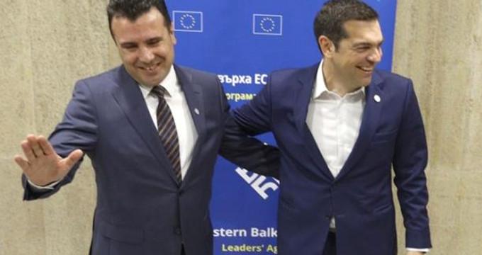 Yunanistan ve Makedonya arasındaki 27 yıllık 'isim sorunu' çözüldü