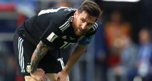 Arjantinin efsanesi Maradonadan Messiye destek