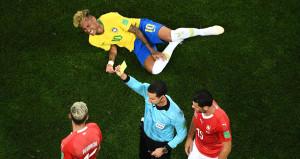 Brezilyada Neymar paniği! Zorlu mücadeleyi kaçırabilir