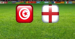 İkinci gol geldi! Tunus - İngiltere
