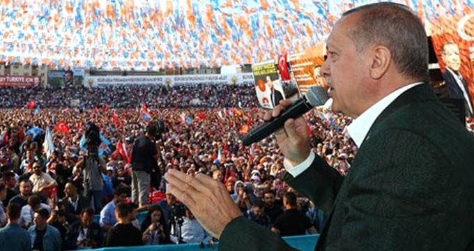 Erdoğan'dan kritik açıklama: Menbiç'i boşaltıyoruz, YPG terk ediyor