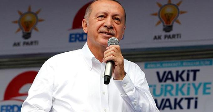 Erdoğan, İnce'nin şiir kitabına değindi: İçinde ne yazdığını okuyacağım