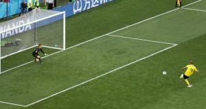 Dünya Kupasında İsveç, 60 yıl sonra ilk maçını kazandı