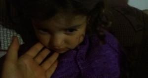 Kaybolan küçük kızın bulunduğu yer kurtarma ekiplerini de şaşırttı