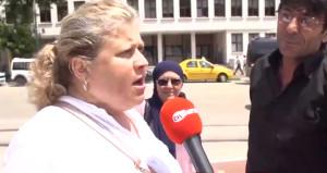 AK Partili kadının Erdoğan sevgisi sosyal medyası salladı