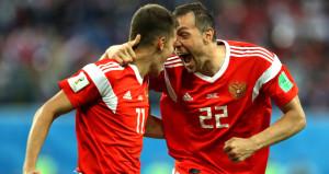 Dünya Kupasına ev sahipliği yapan Rusya, durdurulamıyor!