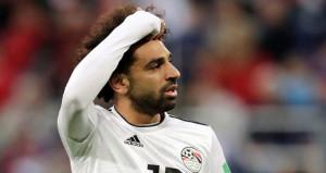 Muhammed Salah, Dünya Kupasındaki ilk maçında tarihe geçti!