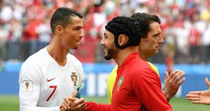 Amrabat, hakeme yüklendi: Ronaldodan forma istemiş
