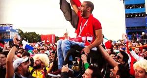 Bu fotoğraf, Dünya Kupası maçlarının önüne geçti