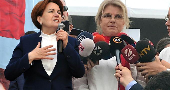 Çiller'in AK Parti mitingine katılması hakkında suskunluğunu bozdu