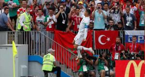 Cristiano Ronaldonun gol sevinci paylaşım rekoru kırdı!