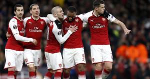 Yıldız oyuncu, Arsenale veda etti