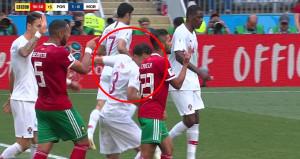 Beşiktaşlı Pepe, hakemi kandırmak isterken rezil oldu