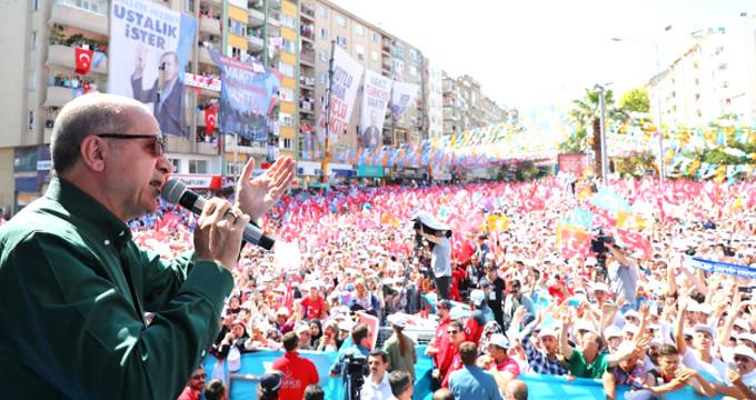 Erdoğan rakam verdi: PKK'nın lider kadrosundan 35 teröristi öldürdük