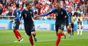 Fransa ikinci turu garantiledi, Peru havlu attı