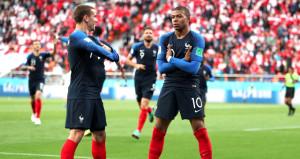 Genç yıldız Mbappe, Fransa futbol tarihine geçti