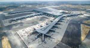 3. Havalimanında çılgın rakam: 1,5 milyon kişiye istihdam sağlanacak