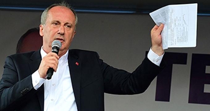 9 siyasi parti, seçime saatler kala İnce'ye destek kararı verdi!