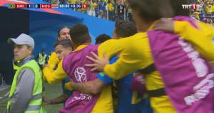 Dünya Kupasında unutulmayacak maç! 90+1deki gol çıldırttı