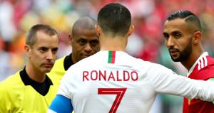 'Hakem Ronaldodan forma istedi' iddiasına FIFAdan yanıt geldi
