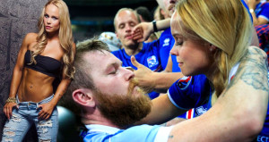 İzlandalı oyuncuların cinsel ilişki yasağı kalktı!