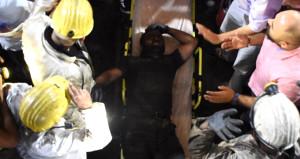 Zonguldakta maden ocağında göçük: 2 işçi göçük altında
