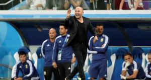 Arjantin için olay iddia: Sampaoli son maça çıkmayacak