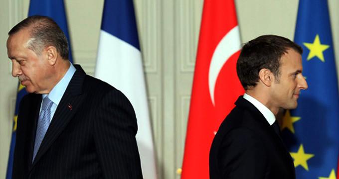 Suriye'yi soran Macron'a Erdoğan'dan tokat gibi cevap