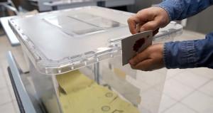 Beşiktaşlı taraftar, TFFye kızıp hıncını oy pusulasından aldı