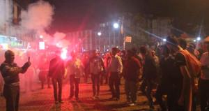 Erdoğan'a baba ocağında rekor destek! Halk sokaklara döküldü