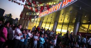 Erdoğan ipi göğüsledi, CHP Genel Merkezi karıştı!