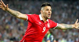 Galatasaray, Sırp golcüyü listesine aldı