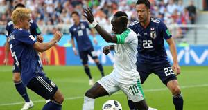 Gollü geçen Japonya-Senegal maçında kazanan çıkmadı