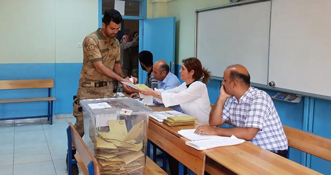 Nerede kullanacakları merak konusuydu! Afrin kahramanları oy verdi